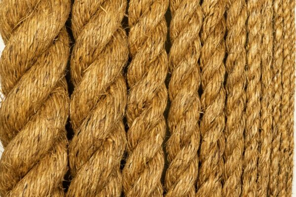 Manila Rope Treated Premium Hemp Natural Fiber Decorative All Sizes And Lengths