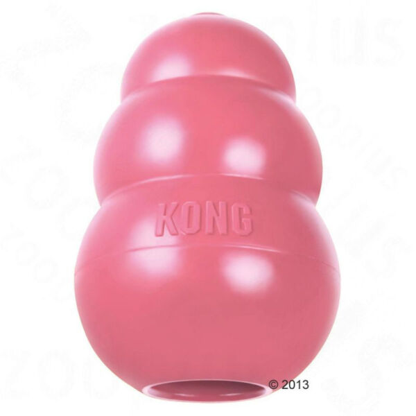 Kong Puppy Teething Chewing Dog Toy  SMALL  MEDIUM  LARGE  PUPPIES LOVE THEM!