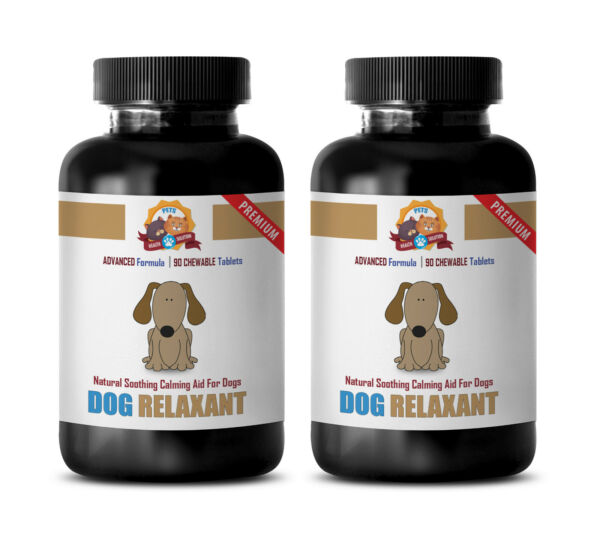 dog calming aid for big dogs DOG RELAXANT FOR ANXIETY 2B dog relaxation $37.99