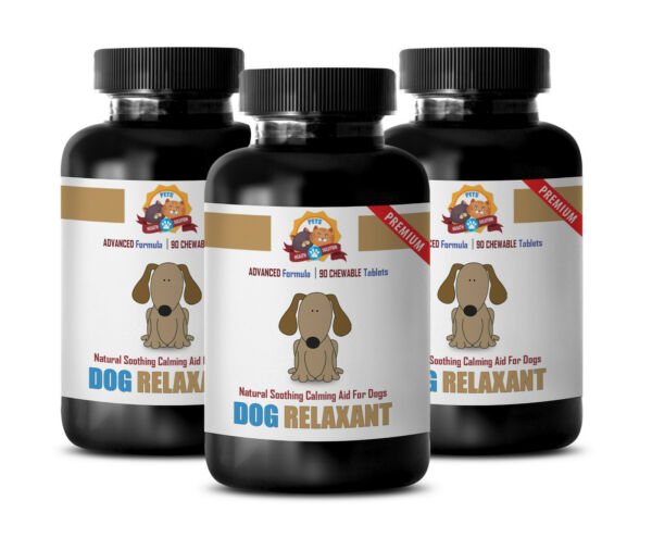 dog relaxation treats DOG RELAXANT FOR ANXIETY 3B large dog calming chews $54.99