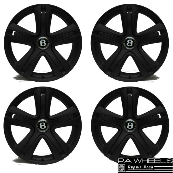 SET OF 4 BENTLEY CONTINENTAL GT GTC 2012 2013 2014 20