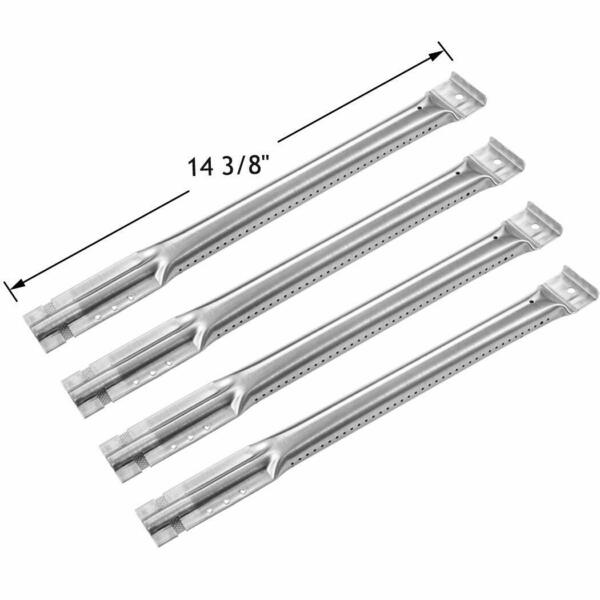 14 3 8#x27;#x27; Grill Parts BBQ Tube Burner for Charbroil Kenmore Master Chef Nexgrill