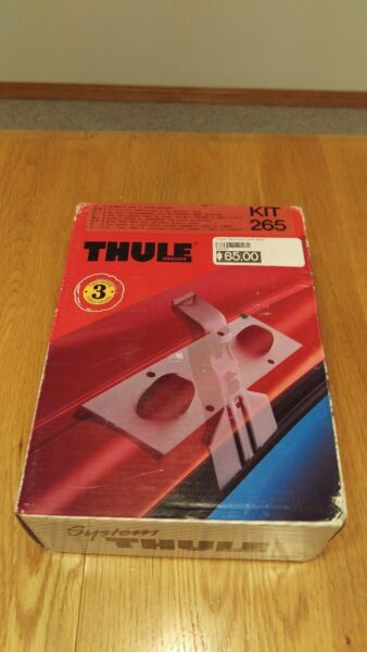 Thule roof rack fit kit # 265 NEW Saturn FREE SHIP $32.95