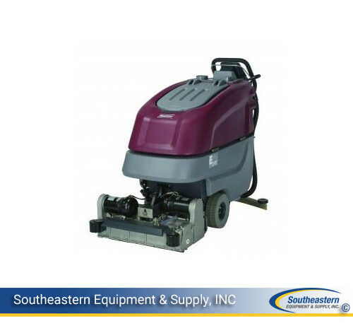 New Minuteman E2830 Cylindrical Automatic Scrubber - Quick Pack - AGM Batteries