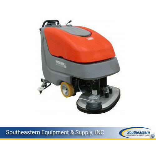 New Minuteman E3330 Disc Brush Automatic Scrubber Quick Pack AGM Batteries