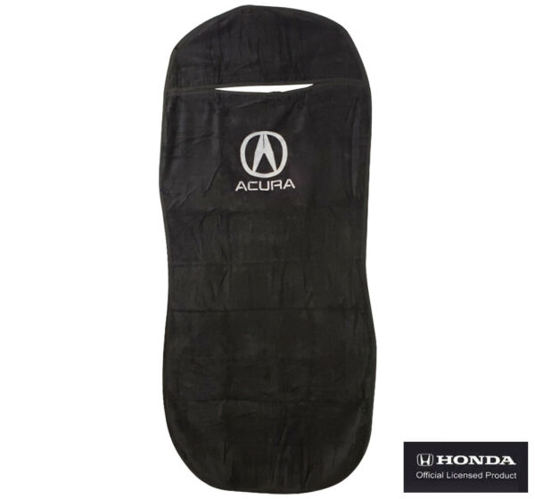 Seat Armour Universal Black Towel Front Seat Cover for Acura $34.87
