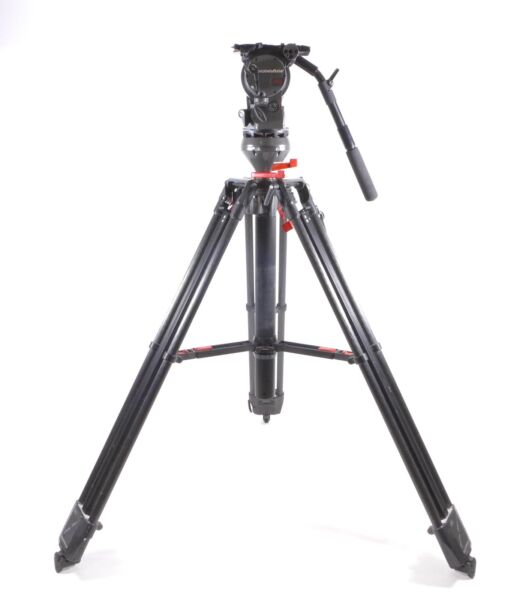 Oconnor 1030B Fluid Head and 35L Carbon Fiber Hot Pod  Tripod 1030 B O'Connor