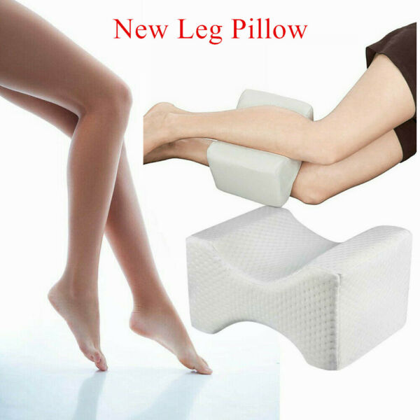 Breathable Therapeutic Back Pain Relief Knee Support Lumbar Support Leg Pillow $15.48