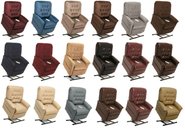 Pride Mobility LC-358XL Heritage Heavy-Duty Electric Recliner Power Lift Chair