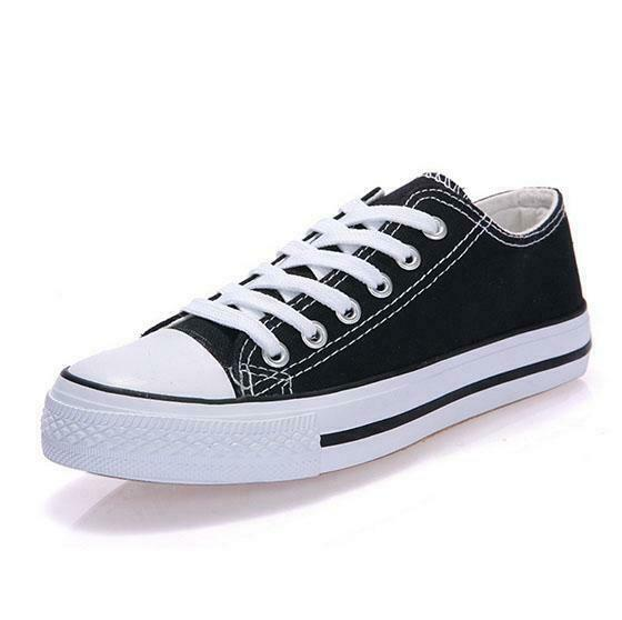 Converse All Star Low Top Men/ Women shoes Converse Casual Athletic Black Color