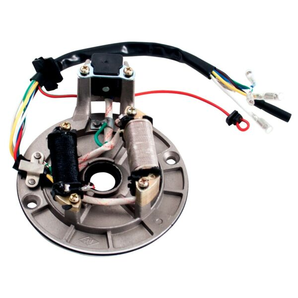 Outside Distributing 08 0200 Stator Magneto 2 Coil Fits Horizontal Engines