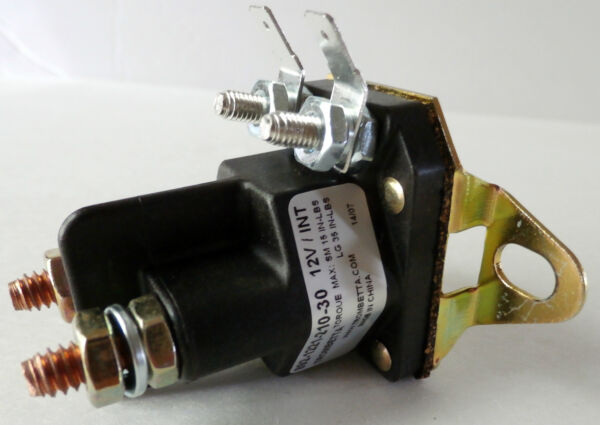 STENS 435-103 STARTER SOLENOID for TORO 110167  47-1910  740207 HEAVY DUTY