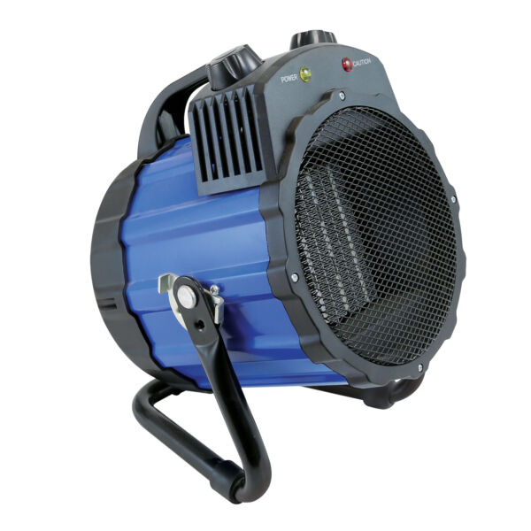 Comfort Zone CZ285 Barrel Jobsite Heater Ceramic $33.07