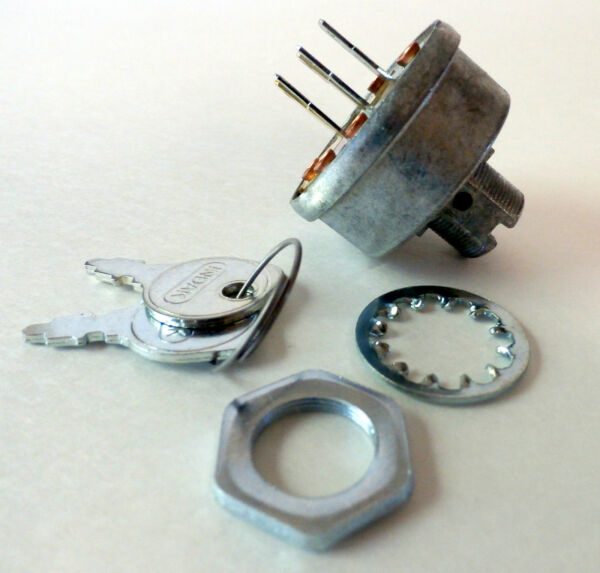 430-538  5 post switch with keys for  John Deere Ignition Switch #AM102551