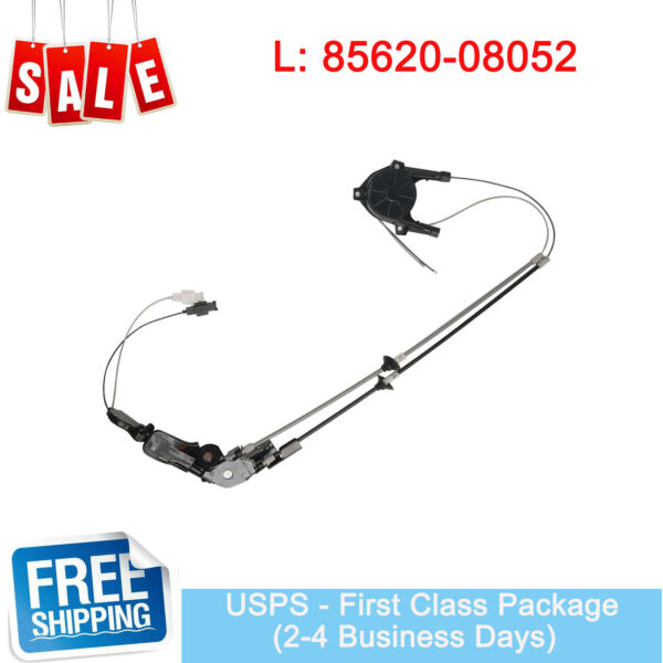 Power Sliding Door Cable Left Driver 2004-2010 85620-08052 For Toyota Sienna