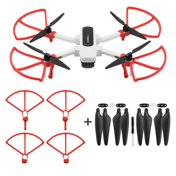 Professional UAV Propeller Protection Accessories  For Hubsan Zino H117S Drone