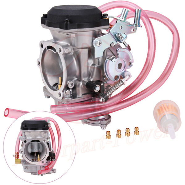 New Carburetor Carb For Harley Touring 40mm CV Performance Tuned