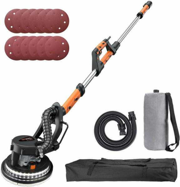 TACKLIFE Drywall Sander 6.7A(800W) Automatic Vacuum System 12 Sanding Discs  $98.68