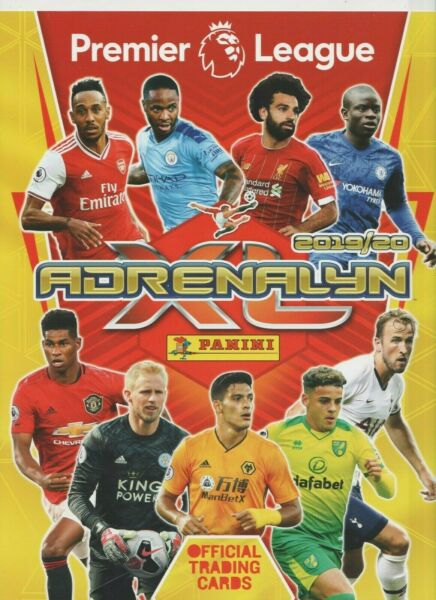 PANINI PREMIER LEAGUE ADRENALYN 201920 19 OR 20 CARD TEAM SETS