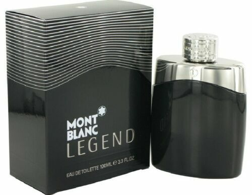 LEGEND BY MONT BLANC 3.3 OZ EDT SPRAY *MEN#x27;S COLOGNE* NEW IN BOX PERFUME