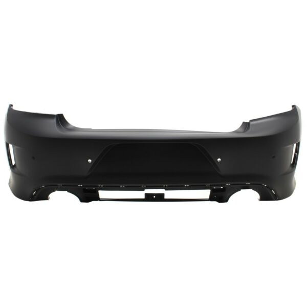 CAPA Bumper Cover Facial Rear for Dodge Charger 2015 2017 CH1100A10 5PP50TZZAD $360.97