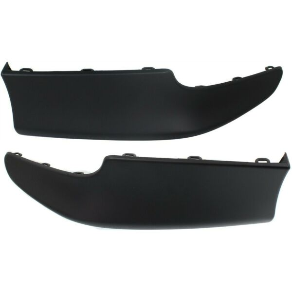 Front Left amp; Right Side Valance For 2011 2013 Toyota Corolla Primed Set of 2