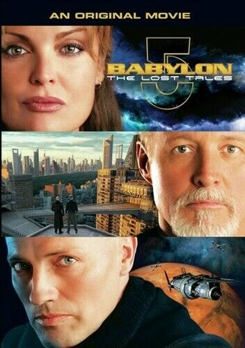 BABYLON 5 THE LOST TALES Sealed New DVD