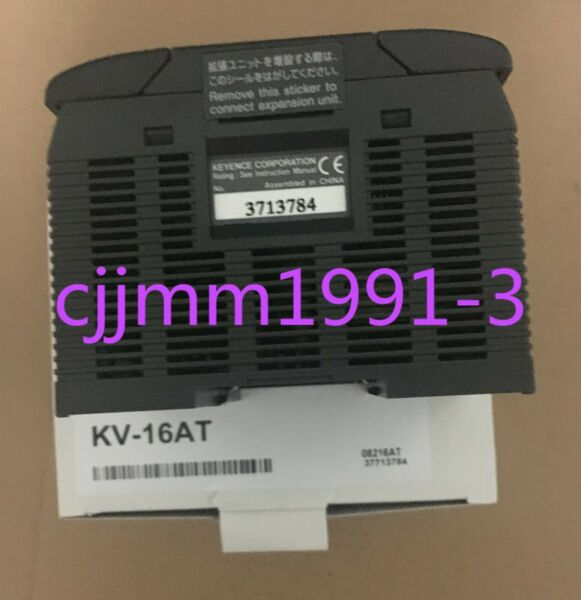 1PC NEW KEYENCE Module KV-16AT