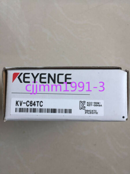 1PC NEW KEYENCE KV-C64TC module