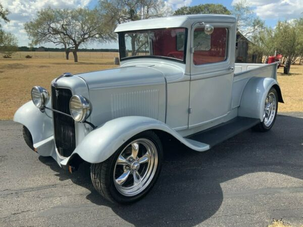 1932 Ford Other 32 steel 350 auto rack n pinion front disc 1932 Ford Truck 32 steel 350 auto rack n pinion front disc 21815 Miles Silver Pi