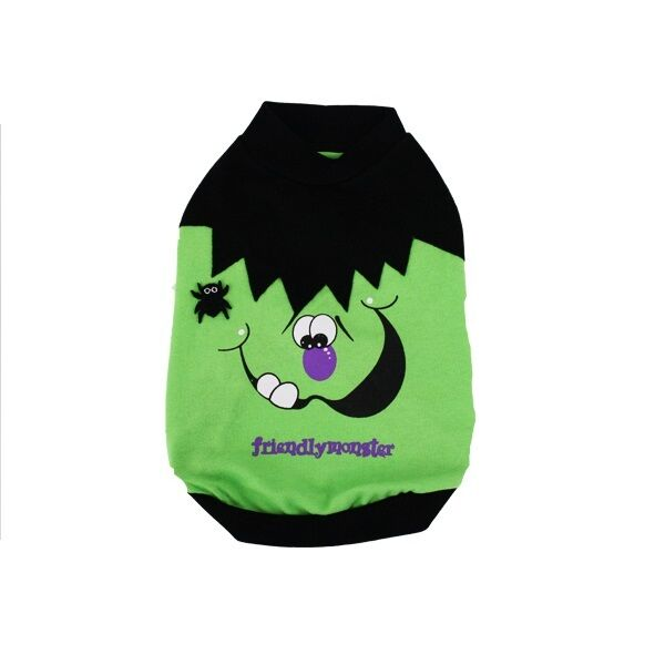 High Quality Dog Costume FRIENDLY MONSTER T SHIRT COSTUMES Dogs Tee Shirts $19.89