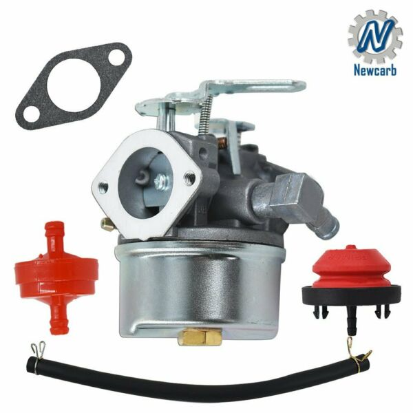 Carburetor 640084 For Tecumseh 5 HP Snowking Snowthrower Craftsman Yard Machines