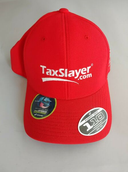 Dale Earnhardt JR Motorsports 2019 TaxSlayer team issued hat new