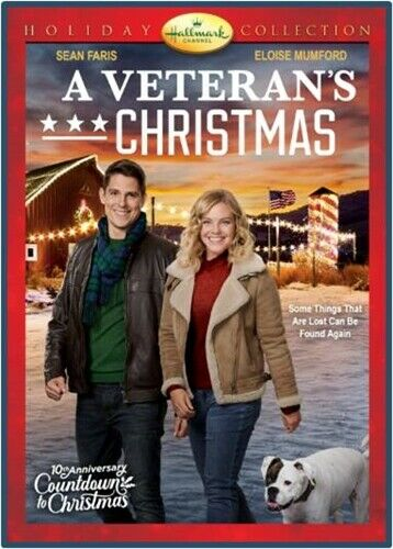 A VETERAN#x27;S CHRISTMAS New Sealed DVD Hallmark Channel Holiday Collection