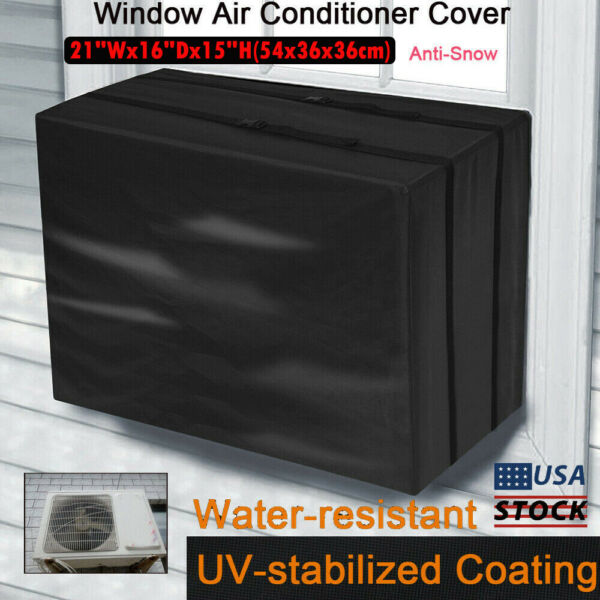 Unit Anti-Snow Window Air Conditioner Cover For Air Conditioner Outdoor Protect