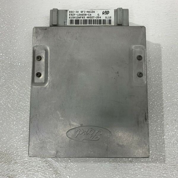 1987-1993 OEM FORD Mustang 5.0 A9P ECU Automatic Engine Computer 87-93 S3885