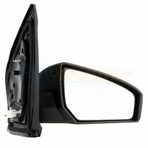 Compatible With 2007-2012 Nissan Sentra Passenger Side Mirror Power Non-Folding