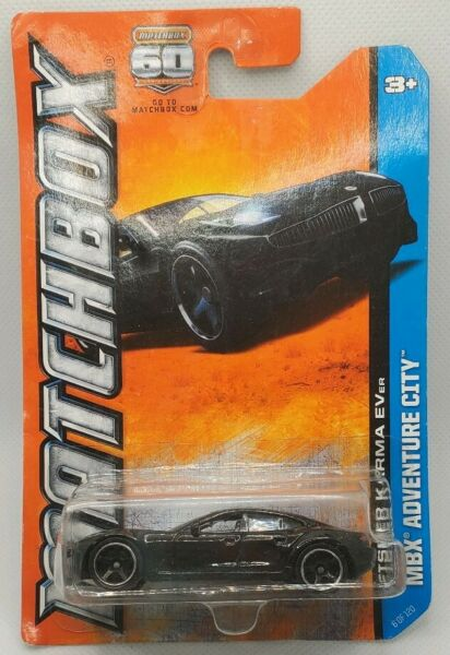 Matchbox 2012 Fisker Karma EVer