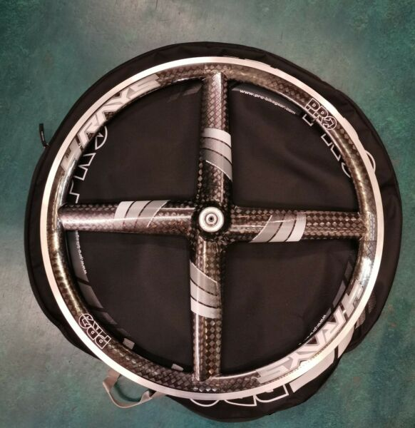 PRO 4Rays 4 Spoke Carbon Clincher Front Wheel GBP 499.00