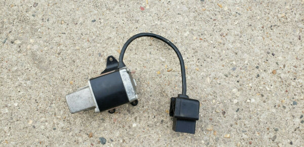 USED Tecumseh 33290 Electric Starter Snowblower Snow Blower OEM BLACK SWITCH