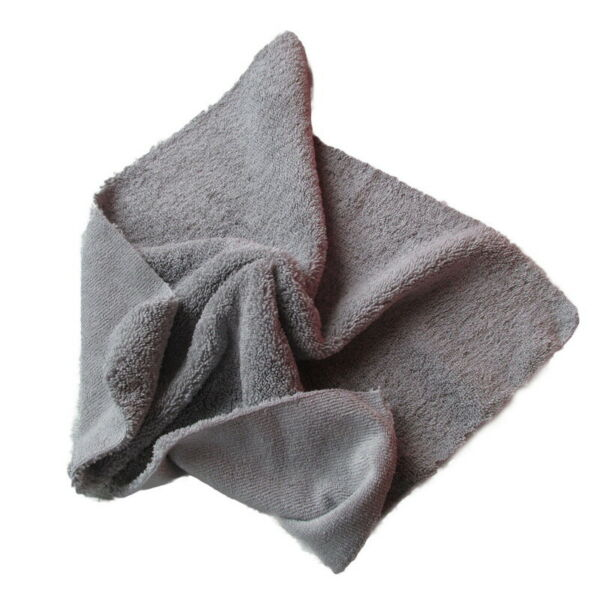 High Absorbent Microfiber Car Towel Super Soft Washing Drying Towel 40cm $5.92