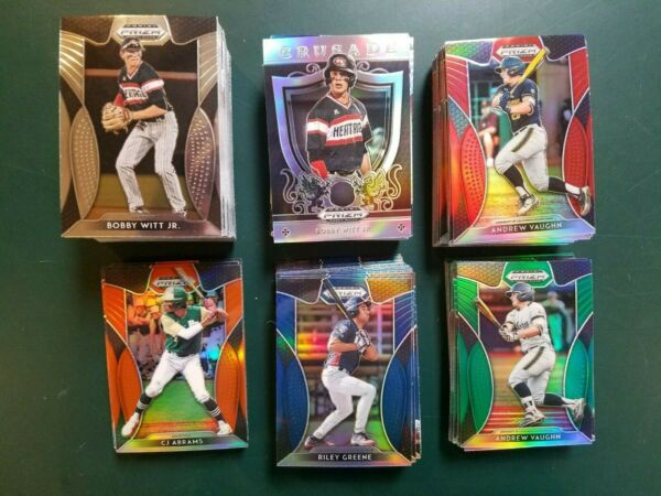 2019 Panini Prizm Draft - BASE & COLORED PRIZM PARALLELS - U Pick From List