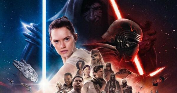 Star Wars: The Rise of Skywalker- 4 IMAX tickets-premium seats opening night