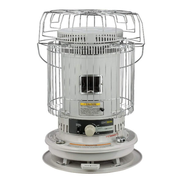 Sengoku HMC 23K HeatMate Indoor Outdoor Portable Convection Kerosene Heater