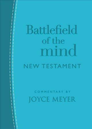 Battlefield of the Mind New Testament : Amplified Version Hardcover by Meyer...