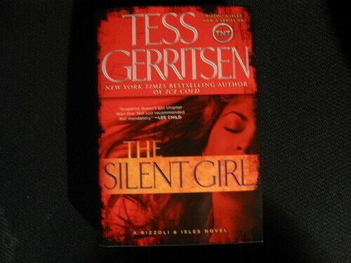 The Silent Girl LARGE PRINT EDITION $4.89