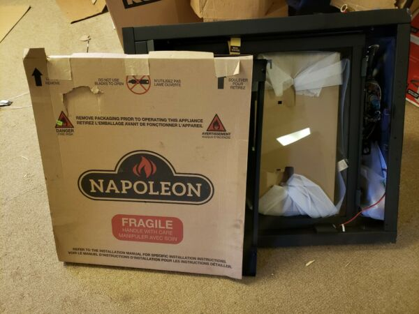 Napoleon B30NTRE Ascent Series Direct Vent Gas Fireplace Electronic Ignition