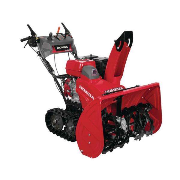 Honda 32 in. Hydrostatic Track Drive 2-Stage Gas Snow Blower