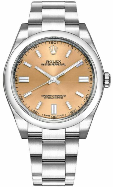 Authentic Rolex Oyster Perpetual 36 White Grape Luxury Watch 116000-WHGSO