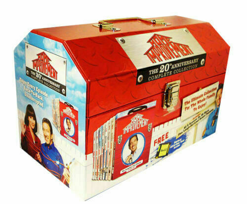 HOME IMPROVEMENT: 20th Anniversary Complete Series Collection (25 Disc Set)  New